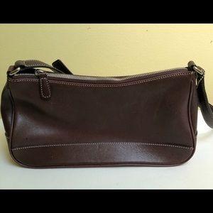 Coach Vintage Hampton Demi Leather Shoulder Bag